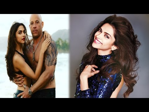 Deepika Padukone's Hot Photo with Vin Diesel Takes the Internet by Storm
