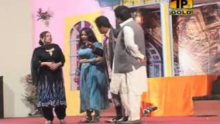 New Stage Drama -Part 1- Saraiki Drama 2015 DR.AIMA KHAN and FAIZO and ANEELA MALIK