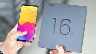 Meizu 16th: Fingerprint di Layar + Snapdragon 845 Pertama di Indonesia!