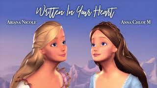 Written In Your Heart (Duet Cover)   Princess and the Pauper