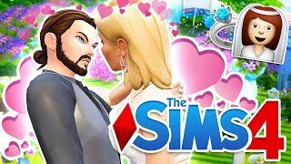 WOOHOOING AND MARRIAGE!? - The Sims 4 #4