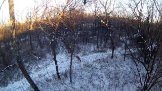 Late season bow hunting with the ION Camo Cam!