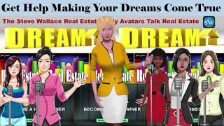 Who Are We? The Steve Wallace Real Estate Lady Avatars.