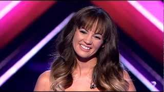 Samantha Jade - Where Have You Been - XFactor Australia Top 4 2nd Song