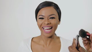 Bonang's Revlon Love Look Tutorial | Afternoon Express | 4 August 2016