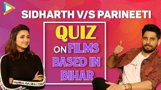 CRAZIEST BATTLE: Sidharth Malhotra & Parineeti Chopra's  ZABARDUST Quiz | Jabariya Jodi