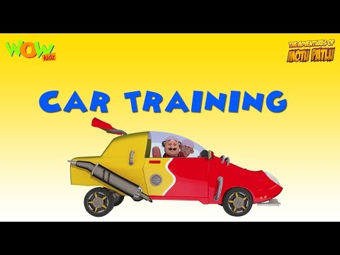 Xxx Mp4 Motu Patlu Vacation Special Car Training As Seen On Nickelodeon 3gp Sex