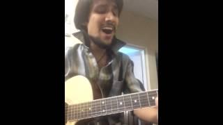 Tere bina(heropanti) song on guitar.........by arpit