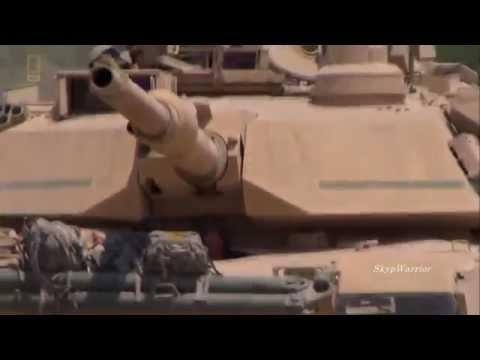 ★ M1 ABRAMS vs LEOPARD 2 ★ Tanks in Action-2013