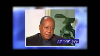 {Must Watch} Leaked Audio   Abay Tsehaye of TPLF warns OPDO officials on #OromoProtests   Jan 2016