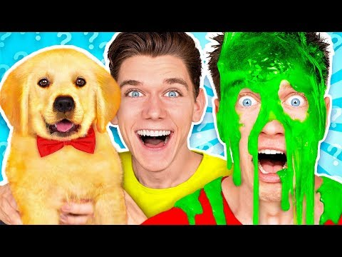 Xxx Mp4 Dogs Pick Our Mystery Slime Challenge Learn How To Make The Best DIY Funny Switch Up Oobleck Game 3gp Sex