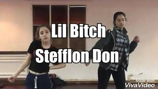 Lil Bitch - Steffon Don Choreography by Pato Branca