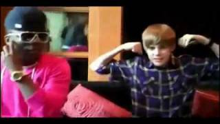Justin Bieber ATTACKS Lyaz. [funny]