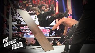Wildest Powerbombs: WWE Top 10