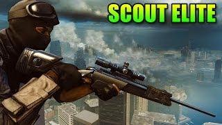 Battlefield 4 - Sniper Sunday: Scout Elite Aggressive Recon Kit