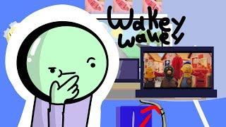 Wakey Wakey  analysis + theory   tosted Donut