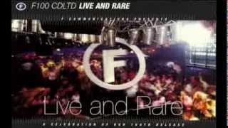F100 Live and Rare - cd 1 | full album