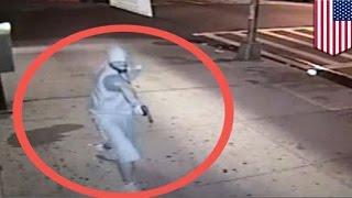 La police recherche l'auteur de la fusillade survenue dans le Bronx