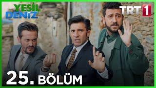 """25. Bölüm """"Mutsuzluk mu? Suçluluk mu?"""" / Yeşil Deniz (1080p)"""