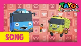 Tayo's sing along show 2 l Neatly neatly Stack stack l Tayo the Little Bus