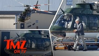 Harrison Ford Is Flying Safely Again! | TMZ TV