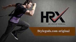 HRX By Hritik Roshan : Stylegods.com Orginal