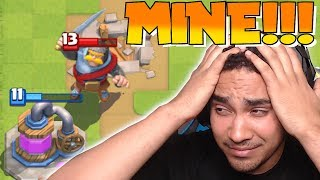 STAY AWAY FROM ME!!!| CLASH ROYALE | ITS MINE!!!
