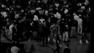 1961 MU-KU basketball brawl