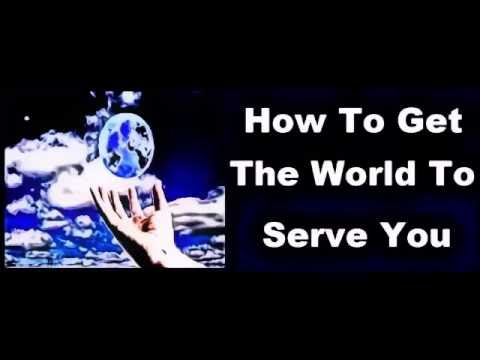 Get The World To Serve You - Subliminal Desires Recording