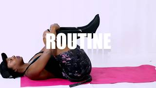 How to get wider Hips | 3 Min Stretch Routine | Stretching for beginners