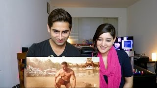 SULTAN OFFICIAL TEASER REACTION | SALMAN KHAN | ANUSHKA SHARMA