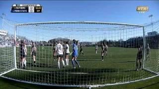 2015 NCAA Soccer: Big 10 Championship Final – Penn State vs Rutgers