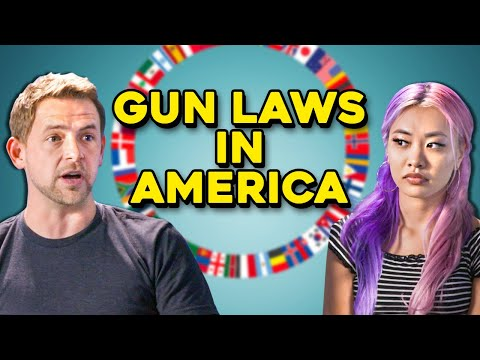 Do You Know Gun Laws In America
