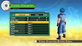 Dragon Ball Xenoverse lore friendly hair pack Mod [PC]