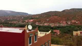 Apartment View in Ouzoud, Morocco