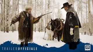 The Hateful Eight - Trailer ufficiale Italiano