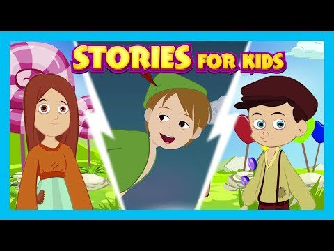 watch Stories For Kids - Bedtime Stories For Children || English Animated Stories - Story Compilation