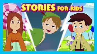 Stories For Kids - Bedtime Stories For Children || English Animated Stories - Story Compilation