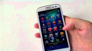 Samsung Galaxy S3 Telekom T-Mobile Branding