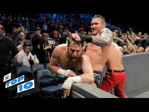 Xxx Mp4 Top 10 SmackDown LIVE Moments WWE Top 10 January 9 2018 3gp Sex