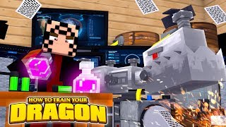 EVIL ROBOT DRAGONS ARE HERE!? How To Train Your Dragon w/TinyTurtle