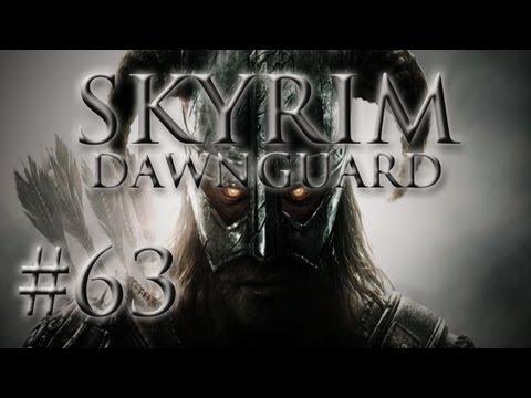 Skyrim w Gassy 63 Dawnguard DLC