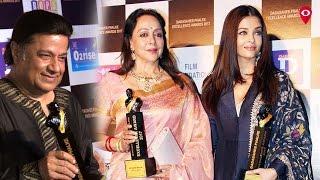 Hema Malini, Aishwarya Rai, Javed Akhtar bag Dadasaheb Phalke Excellence Awards | Mumbai Live