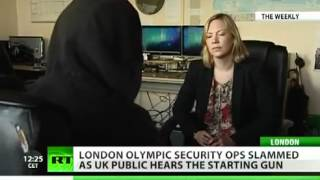 Security Preparation For London Olympic