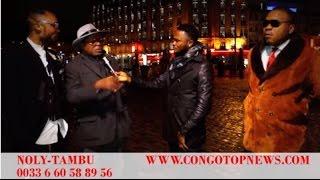 PAPA WEMBA et Les Sapeurs Brazza - Kin de Paris Invité au CONGO, NORBAT DE PARIS et AKIM Sont de PD