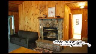 The Twin Pines Cabins - Hayward Wisconsin Resort - Whiplash Lake Resort