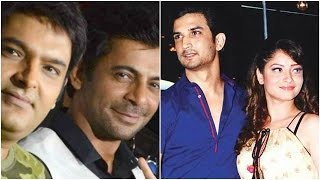 Kapil Sharma Fights With Sunil Grover   Sushant Doesn