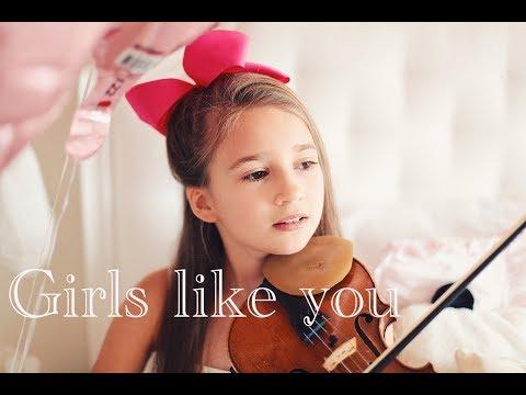 Xxx Mp4 Girls Like You Maroon 5 Karolina Protsenko Violin Cover 3gp Sex