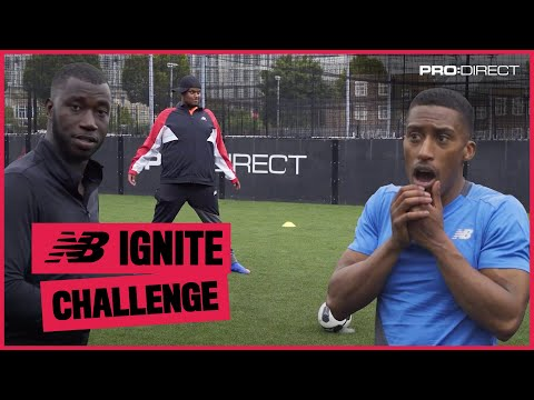 CHUNKZ SMASHES FILLY IN THE FACE Chunkz Soccer Aid Redemption feat Yung Filly Harry Pinero