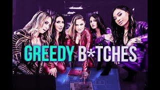 Greedy B*tches (OFFICIAL TRAILER)